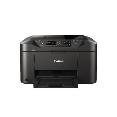 МФУ струйный Canon Maxify MB2140 (0959C007) A4 Duplex WiFi USB черный