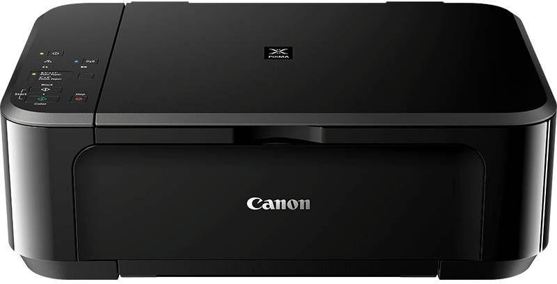 МФУ струйный Canon Pixma MG3640S BK (0515C107) A4 Duplex WiFi USB черный