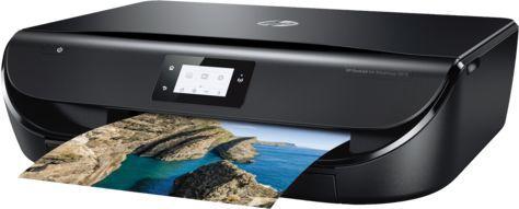 МФУ струйный HP DeskJet Ink Advantage 5075 AiO (M2U86C) A4 Duplex WiFi USB черный (плохая упаковка)