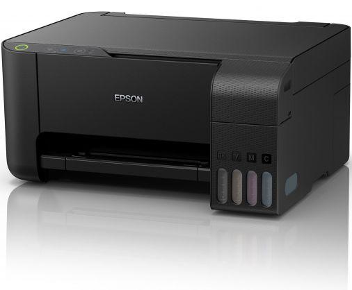 МФУ струйный Epson L3100 (C11CG88401) A4 USB черный