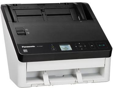 Сканер Panasonic KV-S1028Y (KV-S1028Y-U) A4 белый/черный