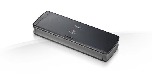 Сканер Canon P-215II (9705B003) A4 черный