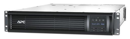Источник бесперебойного питания APC Smart-UPS SMT3000RMI2U 2700Вт 3000ВА черный