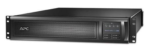 Источник бесперебойного питания APC Smart-UPS X SMX2200RMHV2U 1980Вт 2200ВА черный