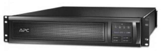 Источник бесперебойного питания APC Smart-UPS X SMX3000RMHV2U 2700Вт 3000ВА черный