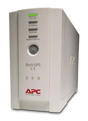 ИБП APC BK 350 EI (плохая упаковка)