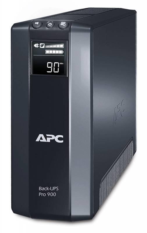 Источник бесперебойного питания APC Back-UPS Pro BR900GI 540Вт 900ВА черный