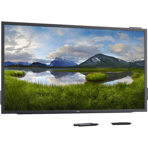 """Монитор Dell 54"""" C5518QT черный IPS LED 8ms 16:9 HDMI DisplayPort M/M Mat 1200:1 3 (плохая упаковка)"""