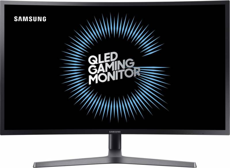 "Монитор Samsung 27"" C27HG70QQI VA 2560x1440 144Hz FreeSync 2 350cd/m2 16:9"