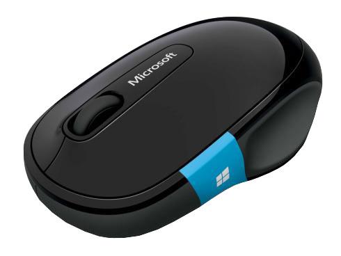 Мышь Microsoft Sculpt Comfort черный оптическая (1000dpi) беспроводная BT (3but)