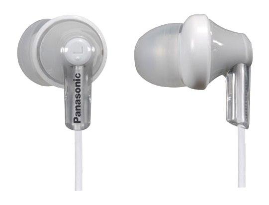 Наушники вкладыши Panasonic RP-HJE118GU 1.1м серебристый проводные (в ушной раковине)