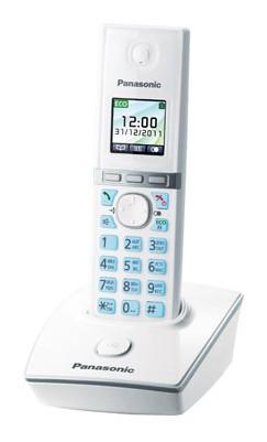 Р/Телефон Dect Panasonic KX-TG8051RUW белый АОН