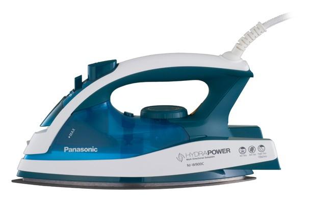 Утюг Panasonic NI-W900CMTW 2400Вт белый/голубой