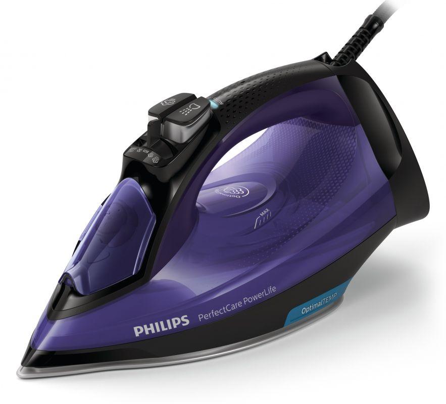 Утюг Philips PerfectCare GC3925/30 2500Вт синий/черный