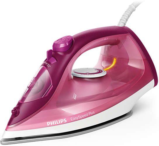 Утюг Philips EasySpeed Plus GC2146/40 2100Вт розовый