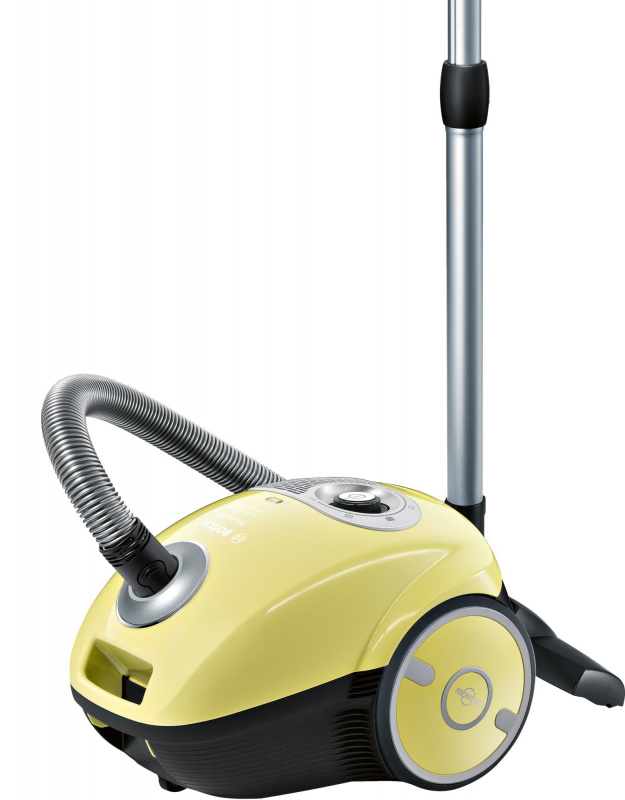 Пылесос Bosch BGL35MOV41 2400Вт желтый
