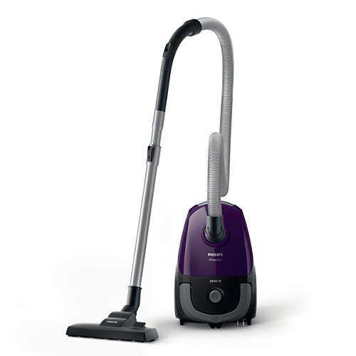 Пылесос Philips PowerGo FC8295/01 2000Вт фиолетовый/черный