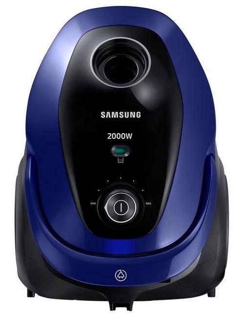 Пылесос Samsung VC20M251AWB/EV 2000Вт синий