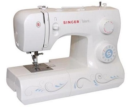 Швейная машина Singer Talent 3321 белый