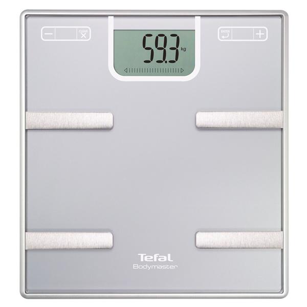 Весы напольные электронные Tefal BM6010V0 макс.160кг серебристый