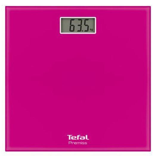 Весы напольные электронные Tefal PP1063V0 макс.150кг розовый