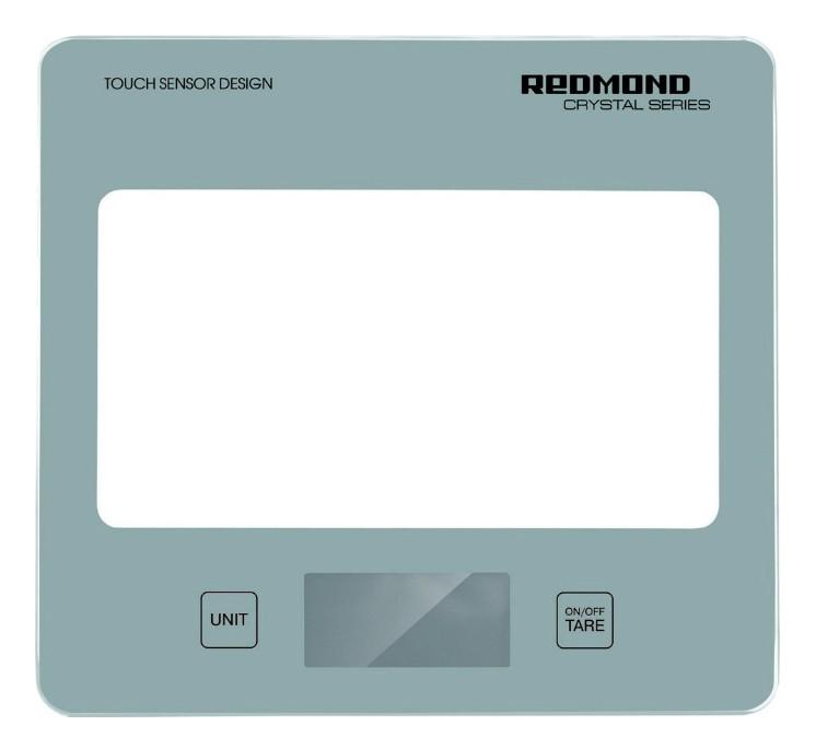 Весы кухонные электронные Redmond RS-724 макс.вес:5кг серый