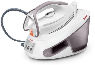 Парогенератор Tefal SV8011E0 2800Вт белый/серый