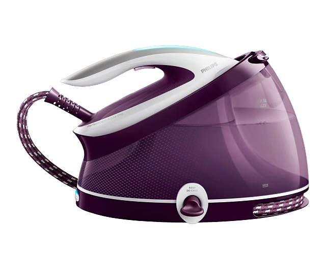Парогенератор Philips PerfectCare Aqua Pro GC9315/30 2100Вт белый/фиолетовый