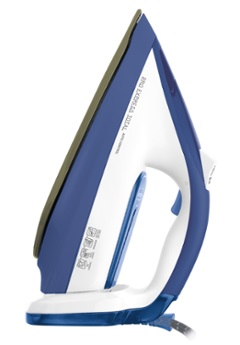 Паровая станция Tefal GV8932E0 2400Вт белый/синий