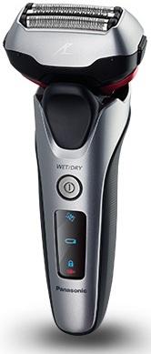 Бритва сетчатая Panasonic ES-LT2N-S820 реж.эл.:3 питан.:аккум. серебристый/черный