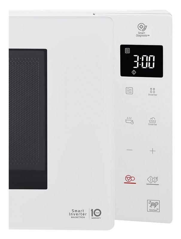 Микроволновая Печь LG MW23R35GIH 23л. 1000Вт белый (плохая упаковка)