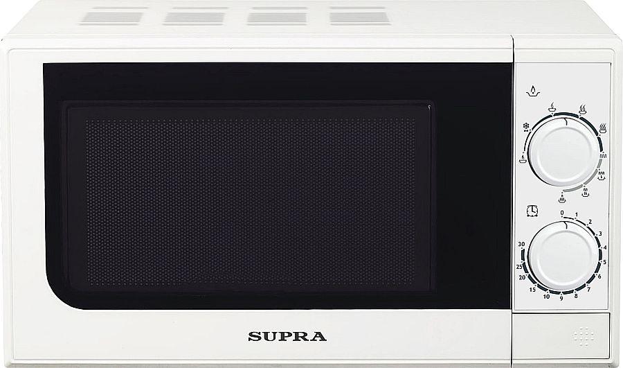 Микроволновая Печь Supra 20MW25 20л. 700Вт белый