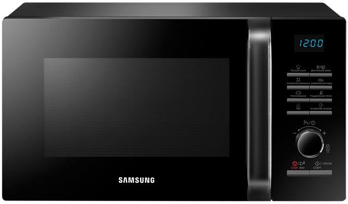 Микроволновая Печь Samsung MS23H3115QK/BW 23л. 800Вт черный