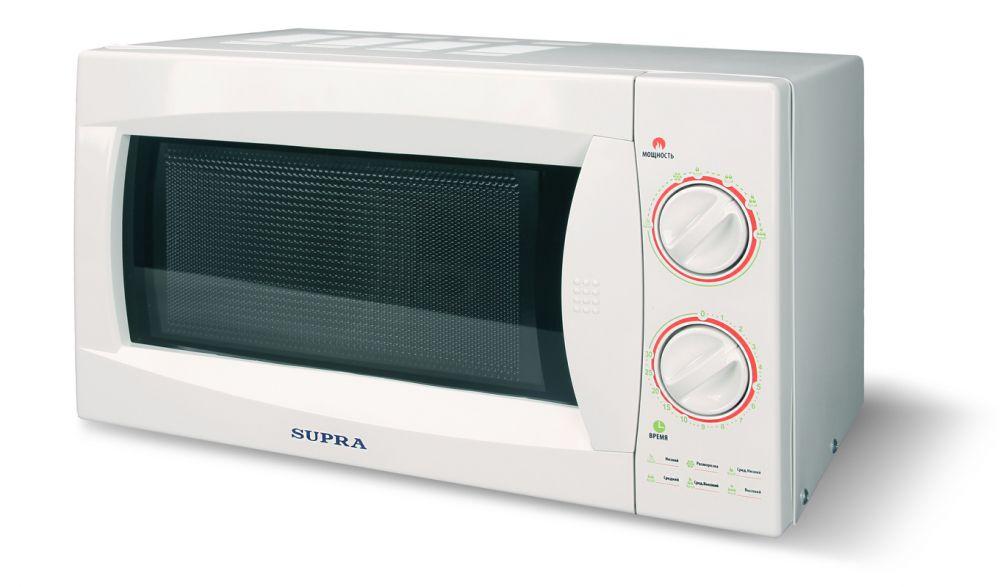 Микроволновая Печь Supra 20MW40 20л. 700Вт белый