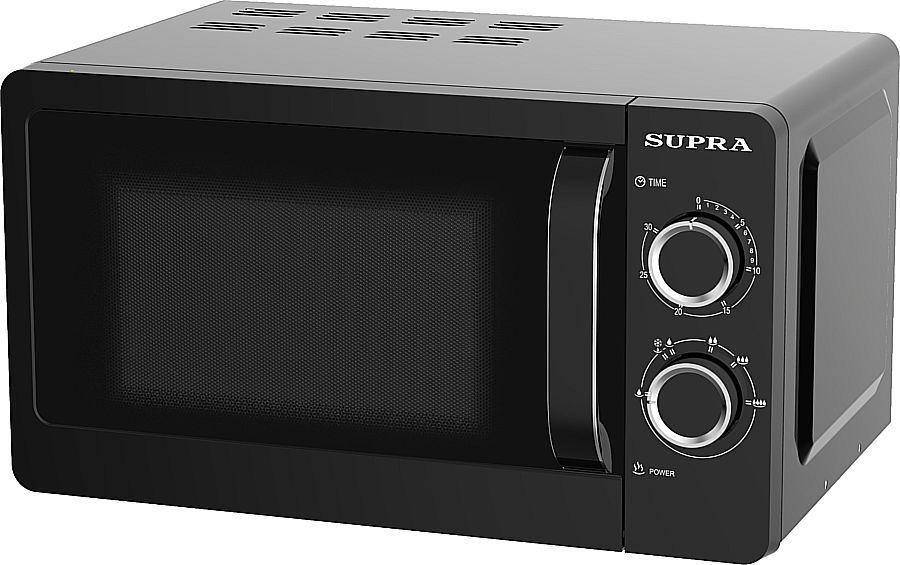 Микроволновая Печь Supra 20MB55 20л. 700Вт черный
