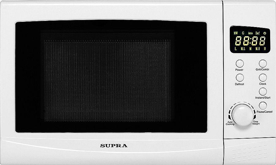 Микроволновая Печь Supra 20MW55 20л. 700Вт белый