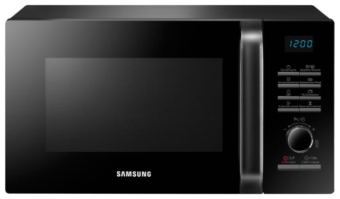 Микроволновая Печь Samsung MS23H3115FK/BW 23л. 800Вт черный