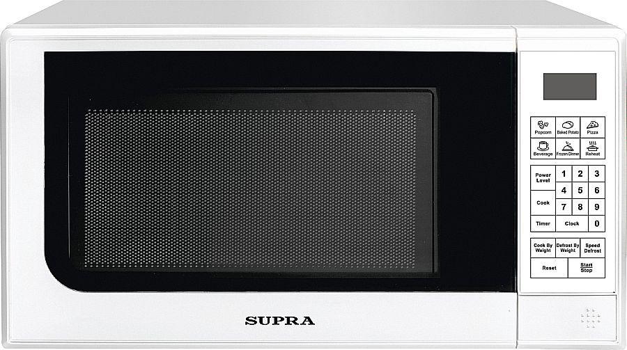 Микроволновая Печь Supra 20SW25 20л. 700Вт белый