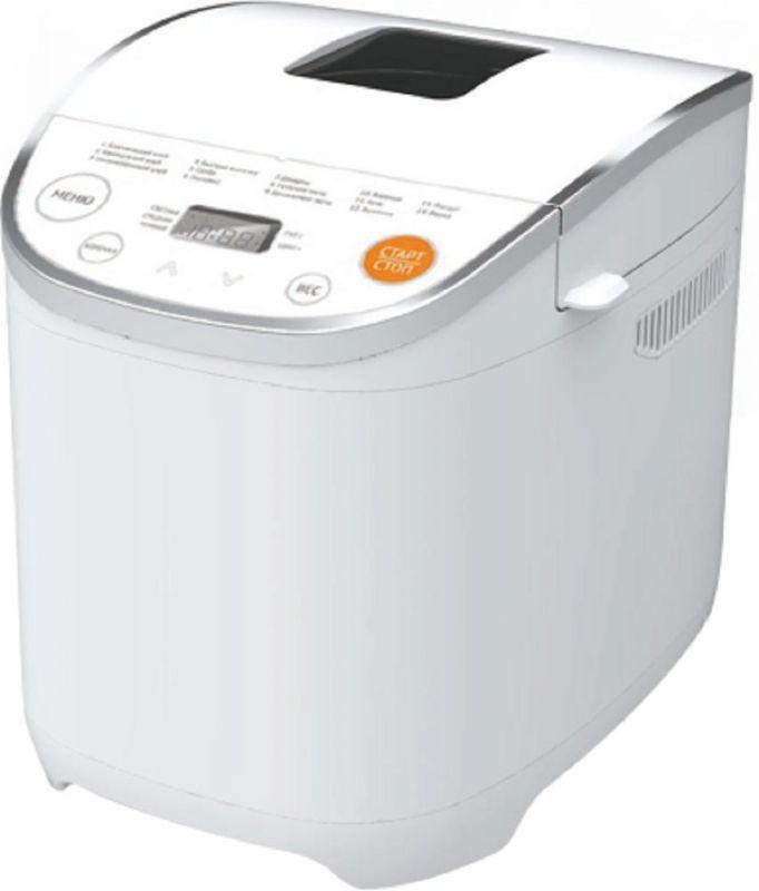 Хлебопечь Midea BM-220Q3-W 580Вт белый
